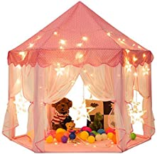 Sunnyglade 55'' x 53'' Princess Tent with 8.2 Feet Big and Large Star..