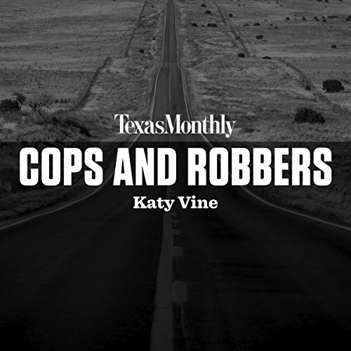Cops and Robbers audiobook cover art