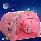 Bettzelt Traumzelt Magical World Traum Zelt Bett Zelt Kinderzimmer Dekoration Wonderland Kinderbett...