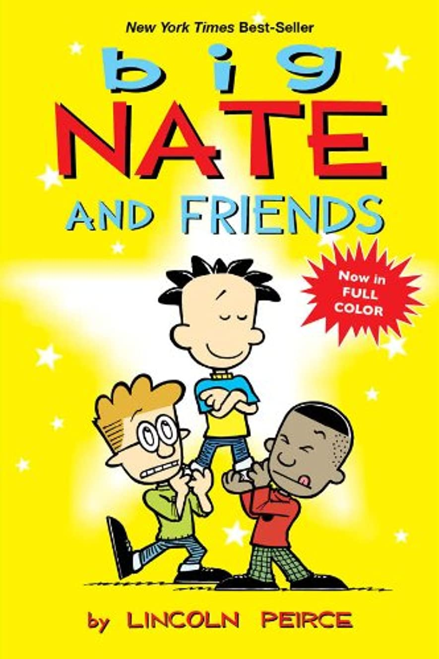 レイアウト産地選出するBig Nate and Friends (English Edition)