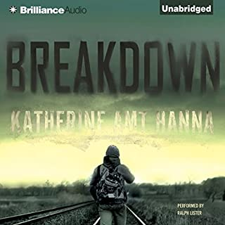 Breakdown audiobook cover art