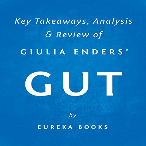 Gut by Giulia Enders Titelbild