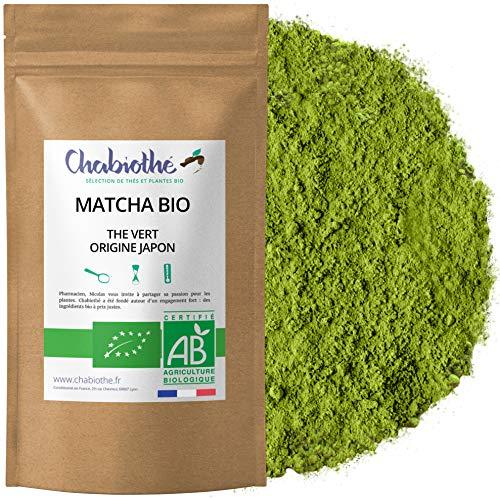 Tè verde Matcha Giappone Bio 100g