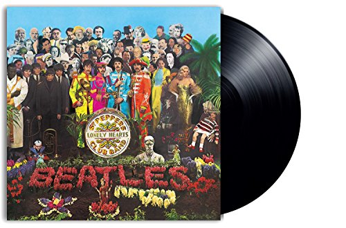 Bild: Sgt. Pepper's Lonely Hearts Club Band
