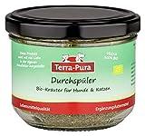 TERRA-PURA Tiernahrung Bio-Kräutermischung Hunde und Katzen, Unterstützung bei Nieren-und...