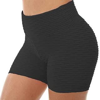 PAQOZ Women's Yoga Pants, High Waist Running Super Soft Tights Tummy Control Sport Leggings