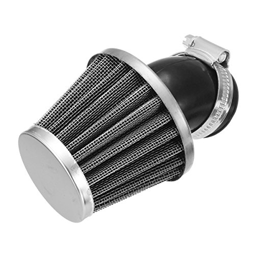 Alamor 35-50Mm Filtro De Aire Negro Apto para 50 110 125 140Cc Pit Dirt Bike Motos ATV Scooter-48 Mm