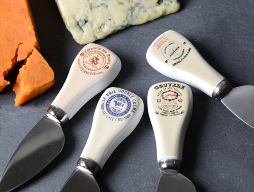 Creative Tops Estilo Vintage Gourmet Cuchillos Queso