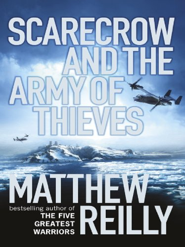 Scarecrow and the Army of Thieves: A Scarecrow Novel (The Scarecrow Series Book 5) (English Edition)