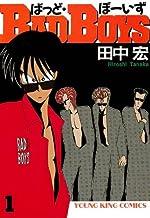 表紙: BADBOYS 1巻 (ヤングキングコミックス) | 田中宏