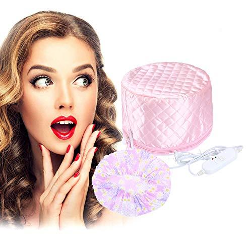 110V Hair Care Hat,Hair SPA Cap,Hair Care Steamer...