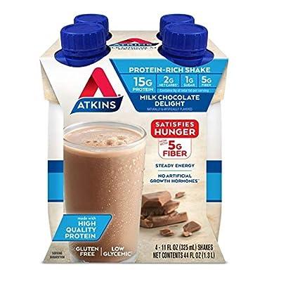 Atkins Gluten Free Protein-Rich Shake