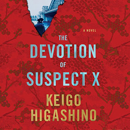 The Devotion of Suspect X audiobook cover art
