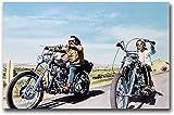 Surfilter Easy Rider 1969 Poster Drucken Peter Fonda