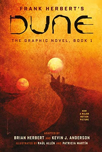 DUNE The Graphic Novel Book 1 Dune product image