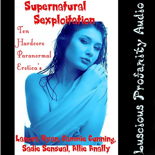 Supernatural Sexploitation audiobook cover art