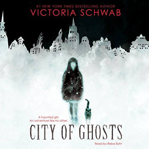 Couverture de City of Ghosts