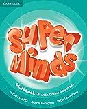 Super Minds Level 3 Workbook with Online Resources - 9781107482999