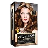L'Oréal Paris Préférence, 5.3 Helles Goldbraun, 3er Pack (3 x 1 Stück)