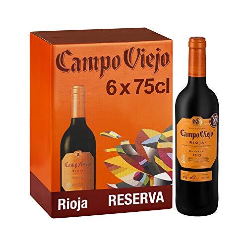 6x 0,75l Campo Viejo - Reserva - Rioja D.O.Ca. -...