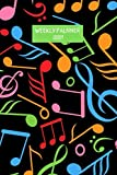 Weekly Planner 2021: Music Lover Gift Idea For Musicians, Band, Choir & Orchestra Members For Men & Women | Sheet Music Weekly Planner 2020 Diary ... To Do List & Notes Sections | Calendar Views