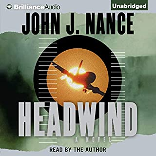 Headwind audiobook cover art