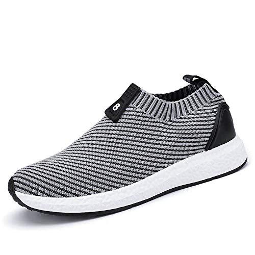 Laufschuhe Herren   Holeider Sport Freizeit Schuhe, Sneaker Männer Sportschuhe Mode, Turnschuhe Freizeitschuhe Atmungsaktiv Leichte Fitnessschuhe,