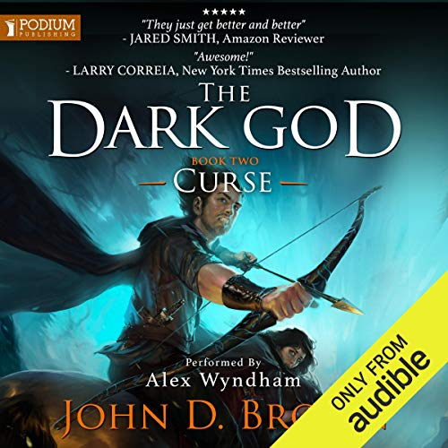 Curse Audiobook By John D. Brown cover art