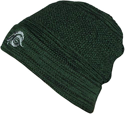 GUGGEN MOUNTAIN Muts voor Mannen en Vrouwen Heren Dames Gebreide Muts warme klassieke hoeden Muts met lichte Fleece voering voor Winter Herfst en Lente K902