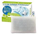 Terra Wash +mg - Le sachet écologique et économique qui remplace la lessive pour 360 lavages
