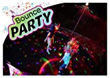 ThrillZoo Bounce Party - Trampoline Lights & Music - Kids Fun Summer...