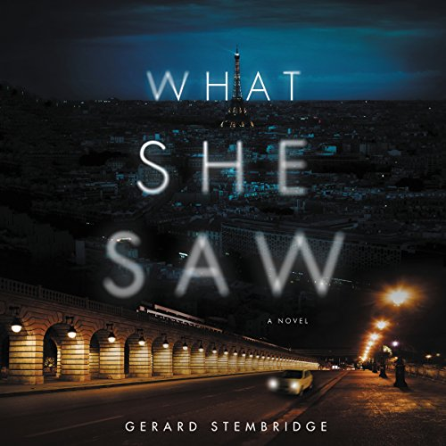 What She Saw cover art