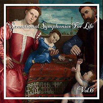 Sensational Symphonies For Life, Vol. 6 - Bach: The Organ Concertos
