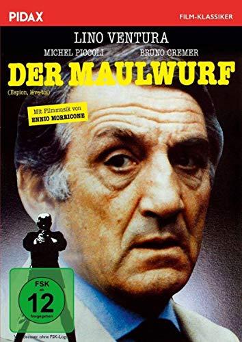 Der Maulwurf (Espion, lève-toi) / Spannender Kultthriller mit Starbesetzung und grandiosem Soundtrack von Ennio Morricone (Pidax Film-Klassiker)