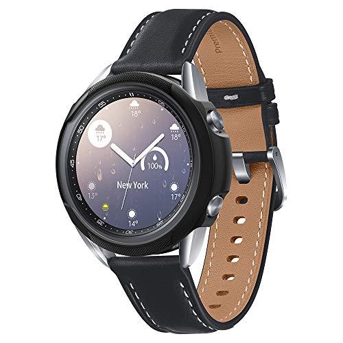 Spigen Liquid Air Armor Designed for Galaxy Watch 3 Case 41mm (2020) - Matte Black