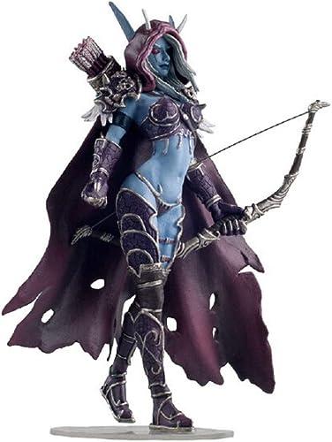 ¡envío gratis! Wen Zhe World of Warcraft Windrunner Sylvanas Sylvanas Sylvanas Undead Modelo de Juguete Decoración Modelo de Juego  ahorrar en el despacho
