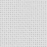 Toile Aïda 7,20 pts au cm 49 X 150 cm Coloris BLANC pour Point de Croix