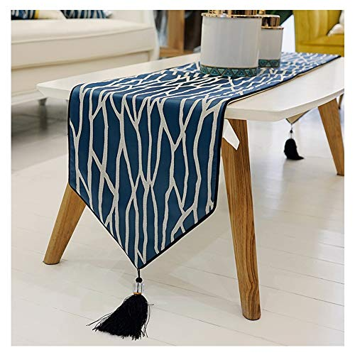 WXIAO eenvoud tafel loper haak franje horeca festival tafel Placemats horeca diner feesten zachte galerij tafelkleed