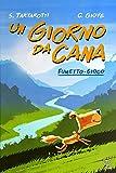 MS Edizioni-Un Giorno da Cana è Un entusiasmante Fumetto-Gioco Dove Ti metterai nei Panni di un'intrpida cagnolina esploratrice di Nome Lucy, Colore Arancione, 1