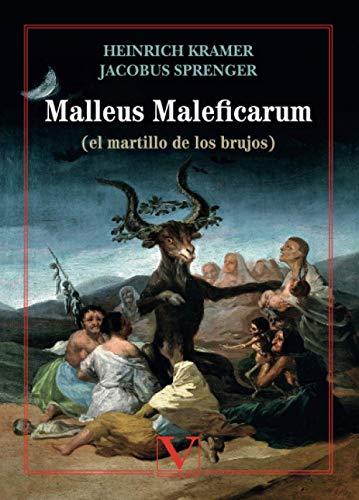 Malleus Maleficarum: (el martillo de los brujos): 1 (Ensayo)