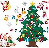 Molteplici modelli: 30 ornamenti mobili fai da te con calendario dell'avvento di Natale hanno diversi modelli e colori, che è molto adatto per i bambini per raggiungere e giocare, lasciare che i bambini attaccino i gioielli in qualsiasi luogo, sarà p...