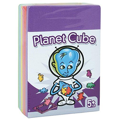 Bartl 105319 - Würfel-Puzzle Planet Cube Schaumstoff