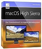 macOS High Sierra Handbuch