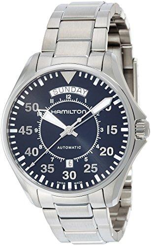 Hamilton H64615135 - Reloj, Correa de Acero