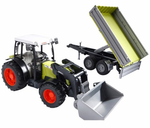 Bruder Bruder-2112 2112-Tractor Claas...