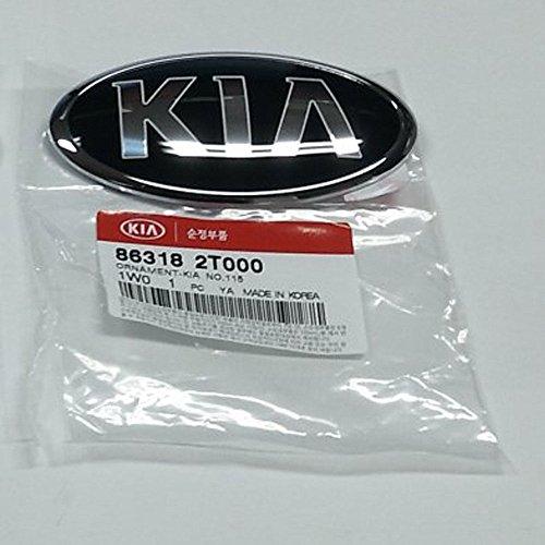 Automotiveapple Kia Motors OEM Genuine 863182T000 Front Hood Emblem 1-pc for 2011~2015 Kia Optima : K5