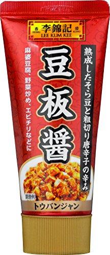 S&B 李錦記 豆板醤(チューブ入り) 85g×3個