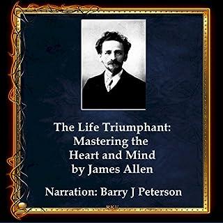 The Life Triumphant audiobook cover art