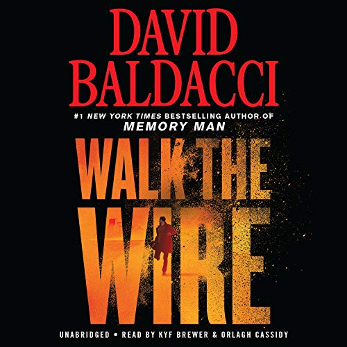 Walk the Wire  By  cover art