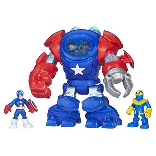 playskool héros Super Hero Adventures Space Command Armour